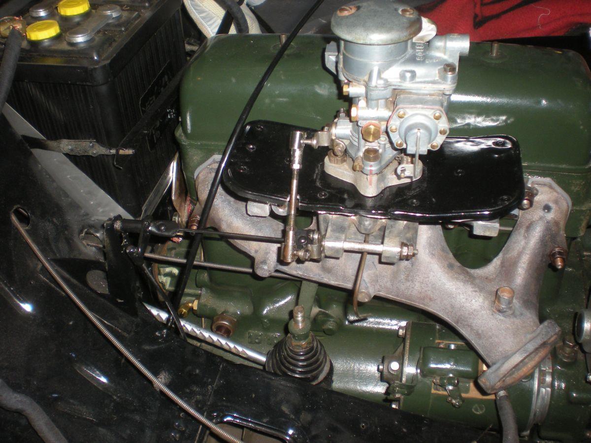 carburateur solex traction